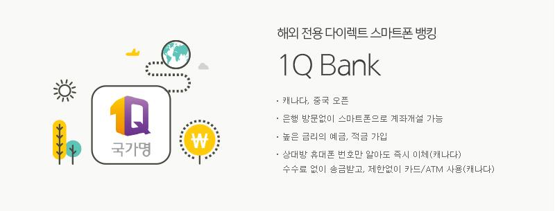 Global 1Q Bank